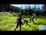 FINAL FANTASY XV TGS 2014 TRAILER